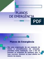 Planos de Emergência.ppt