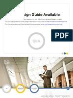 Cisco SBA BN ApplicationOptimizationDeploymentGuide-Feb2013