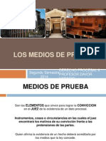 6. Los Medios de Prueba DEF