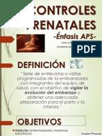 COntroles Prenatales