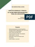 Aspectos Generales y Penales 2014