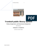 Trumbull Public Library System