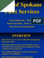 Fleet Presentation
