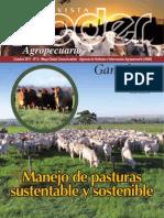 PODER AGROPECUARIO - GANADERIA - N 6 - OCTUBRE 2011 - PARAGUAY - PORTALGUARANI