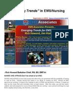 EMS Trends
