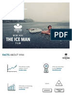 Presentation of the Crowdfunding campaign WIM HOF - The Film