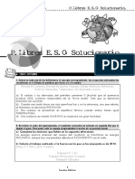 Solucionario Pruebas Libres ESO