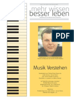 Musik Verstehen