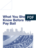 What You Should Know Before You Pay Bail