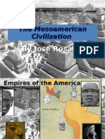 The Mesoamerican Civilization
