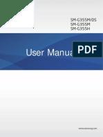 User Manual - Samsung Galaxy Core 2 SM-G355M - Eng.pdf