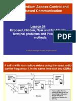 Wireless Medium Access Control and CDMA-Based Communication