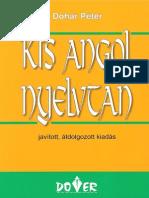 Dohár Péter - Kis Angol Nyeltvan-putyo
