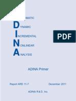Exemplos ADINA