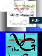 SCADA Presentation and architecture