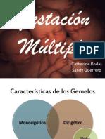 Embarazo Multifetal