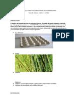 Artículo Científico de Material No Convencional