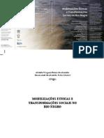 Mobilizações Étnicas e Transformações Sociais No Rio Negro