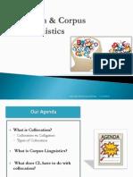 Collocation and Corpus Linguistics
