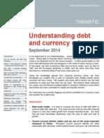 Understanding Debt and Currency Crises
