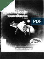 Principios de Aprendizaje y Conducta Domjam M
