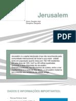 Jerusálem