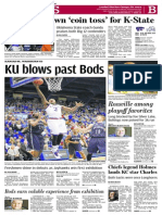 november 4 2014 sports front