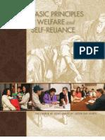 Basic Principles of Welfare