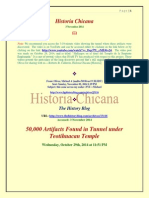 50000 Artifacts Found in Tunnel under Teotihuacan Temple l The History Blog l 10 29 14.pdf