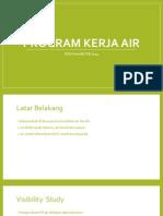 Program Kerja Air