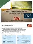 Aditya Birla Nuvo[Nuvo Corporate Presentation May09] 2