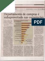 Compras e Seu Papel Estrategico Gaz.merc. 2011
