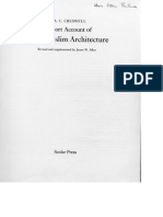 3 Creswell & Allan-Muslim Architecture