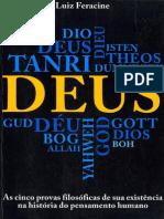 Luiz Feracine - Deus Existe, As Cinco Provas Filosóficas Da Existência de Deus[AGRAPHAI](1)