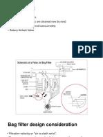 Bag Filter & Gasometer