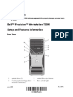 Precision-t3500 Setup Guide en-us