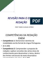 REVISÃO PARA O ENEM .pptx