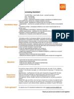 Data+Processing+Assistant+gfk-+GfK+Romania+IBU
