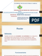 Copia de Routing Exposicion