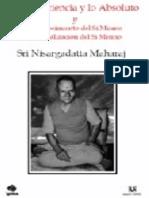 Maharaj Nisargadatta - La Consciencia Y Lo Absoluto