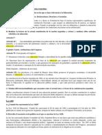 Resumen Historia de la Educacion en la Argentina - parte 1
