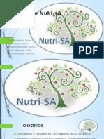 Proyecto Nutri SA