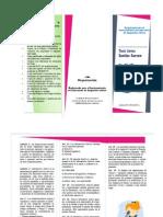 Reglamento para el funcionamiento de laboratorios clinicos