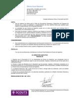 009-2014 Poner en Vigencia Reglamentacion de Indumentaria …
