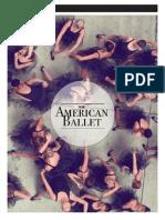 Michael Mangal - Final Ballet Booklet