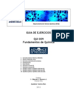 Guia Ejercicios Qui 009-Advance-2014 (1)