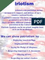 powerpoint patriotism online version
