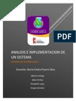 Analisis e Implementacion de Un Sistema Final