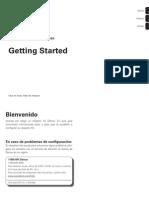 Quick Start Guide - Spanish_AVR-X4000
