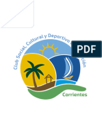 Trabajos Club Social, Cultural y Deportivo Gobernación Corrientes